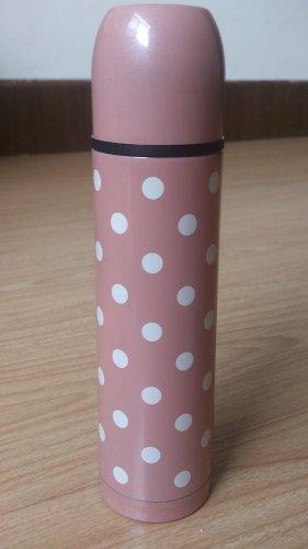Stainless Steel Bullet Shape Vacuum Flask Tea Coffee Water Bottle Thermos 260ML