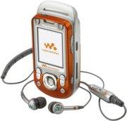 Sony W550i Walkman Phone