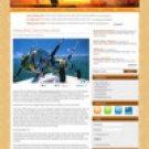 Expert Design – Fishing Affiliate Website