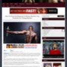 Expert Design – Fitness Affiliate Website