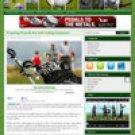 Expert Design – Golf Affiliate Website