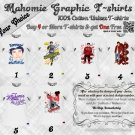 Custom Austin Mahone - Mahomie -T-shirt Unisex Sizes Small,Medium & Large