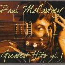 PAUL McCARTNEY – Greatest Hits Part 1 – 2CD