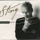 STING – Greatest Hits 2CD