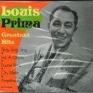 LOUIS PRIMA – Greatest Hits 2CD