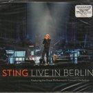 STING – Live In Berlin - CD/DVD