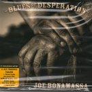 JOE BONAMASSA – Blues Of Desperation – CD+DVD