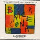 FREDDIE MERCURY & MONTSERRAT CABALLE – Barcelona – 2CD