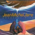 JEAN MICHEL JARRE – Greatest Hits – 2CD