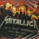 METALLICA – Live In Saint Petersburg - 2CD
