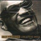 RAY CHARLES – Greatest Hits – 2CD
