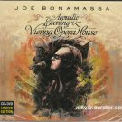 JOE BONAMASSA – Acoustic Evening at The Vienna Opera House – CD+DVD