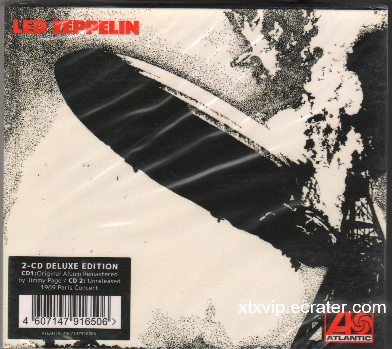 LED ZEPPELIN – Led Zeppelin I – 2CD