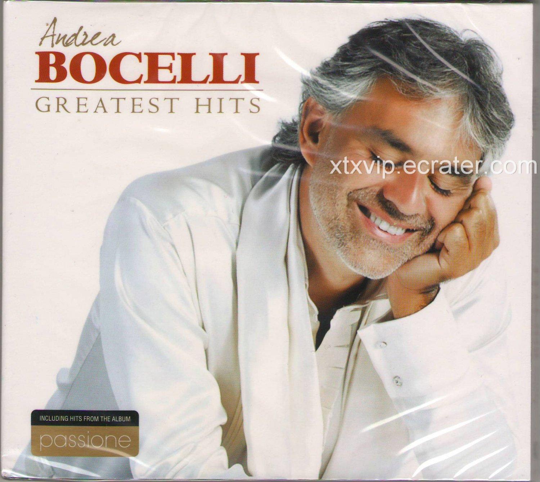 ANDREA BOCELLI – Greatest Hits – 2CD
