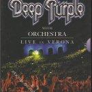 DEEP PURPLE - Live in Verona - 2DVD Box Set