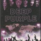 DEEP PURPLE - Around The World Live - 4 DVD Box Set