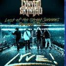 Lynyrd Skynyrd -  Last Of The Street Survivors Farewell Tour Lyve! - Blu-Ray