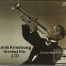 LOUIS ARMSTRONG ‎– Greatest Hits ‎– 2CD