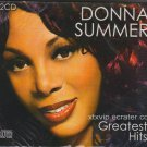 DONNA SUMMER ‎– Greatest Hits ‎– 2CD