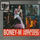 BONEY M ‎– Greatest Hits ‎– 2CD