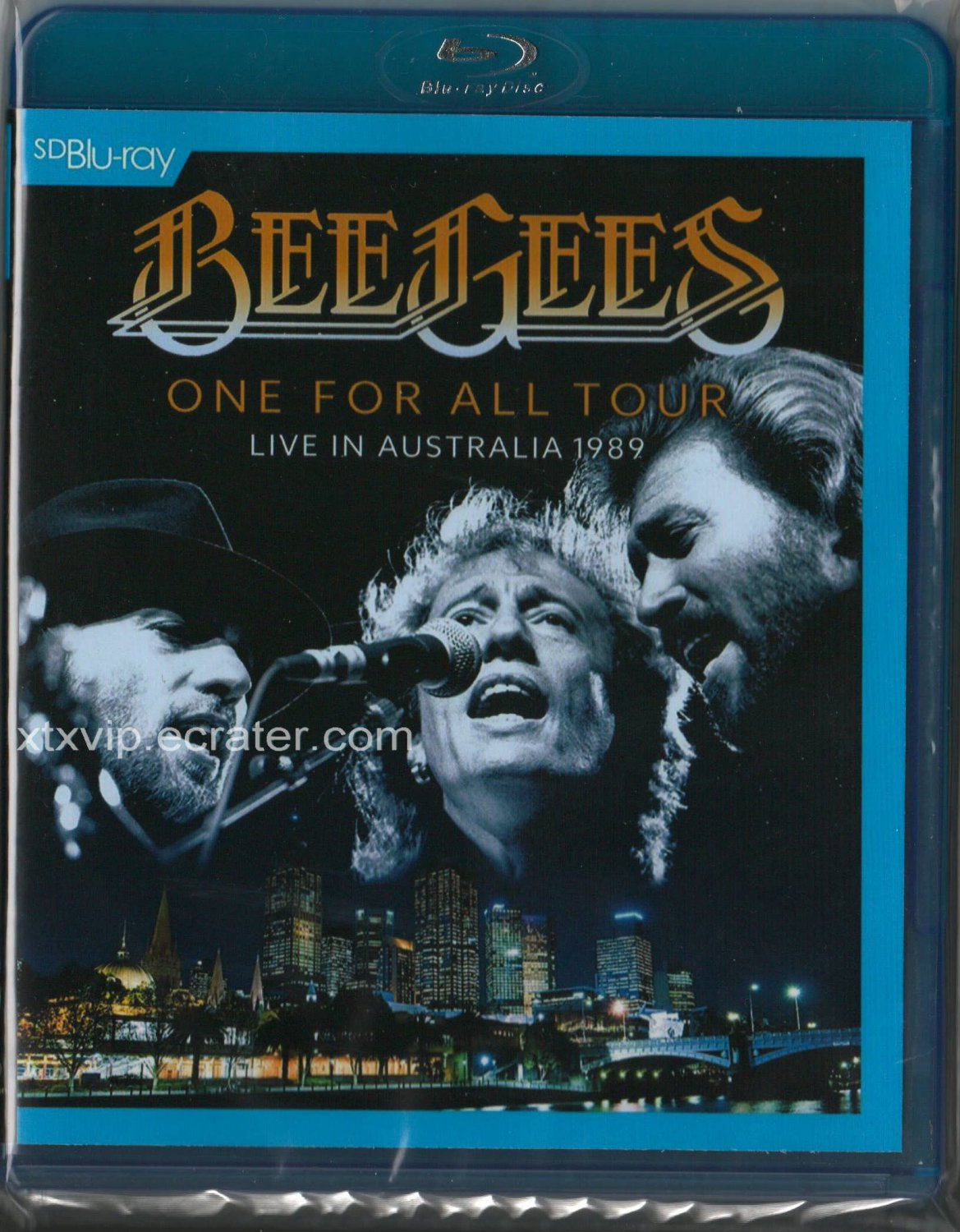 Bee Gees - One For All Tour - Live in Australia 1989 - Blu-Ray