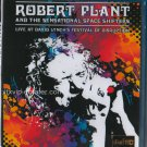 Robert Plant and The Sensational Space Shifters - Live at David Lynch's Festival - Blu-Ray