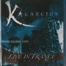 Karcius - Live In France - Blu-Ray