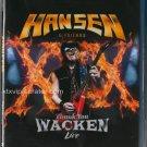 Hansen & Friends – Thank You Wacken Live 2016 - Blu-Ray