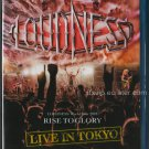 Loudness - World Tour 2018 Rise To Glory Metal Weekend - Blu-Ray
