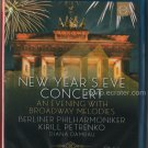 New Year's Eve Concert - An Evening With Broadway Melodies 2019 - Blu-Ray