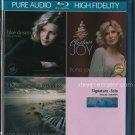 Fiona Joy Hawkins - 4 Albums (2008-2014) - Blu-Ray Audio