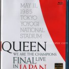 Queen - We Are The Champions: Final Live In Japan 1985 - Blu-Ray