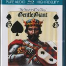 Gentle Giant - The Power and the Glory 1974 - Blu-Ray Audio