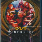 Cast - Sinfonico - Blu-Ray