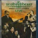 Angelo Kelly & Family - Irish Heart: Live - Blu-Ray
