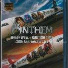Anthem - Gypsy Ways + Hunting Time (30th Anniversary Live) - Blu-Ray