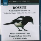 Gioachino Rossini - Complete Overtures, Vol.1 - Blu-Ray Audio