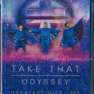 Take That - Odyssey Greatest Hits Live - Blu-Ray