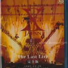 X Japan - The Last Live Kanzen Ban - live 1997 - Blu-Ray