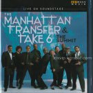 The Manhattan Transfer & Take 6 - The Summit - Live On Soundstage - Blu-Ray