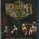 The Highwaymen Live - American Outlaws (1990) - Blu-Ray