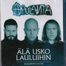 Apulanta - Älä usko lauluihin - Blu-Ray