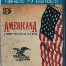 Modern Mandolin Quartet - Americana - Blu-Ray Audio