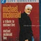 Michael McDonald - Live / A Tribute to Motown - Blu-Ray