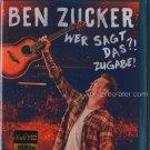 Ben Zucker - Wer sagt das?! Zugabe! - Blu-Ray