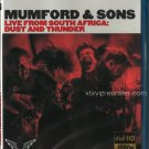 Mumford & Sons - Live from South Africa: Dust and Thunder - Blu-Ray