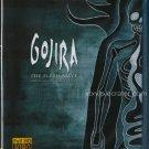 Gojira - The Flesh Alive - Blu-Ray