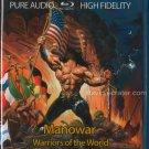 Manowar - Warriors of the World - Blu-Ray Audio