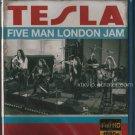 Tesla - Five Man London Jam - Blu-Ray