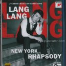 Lang Lang - Live from Lincoln Center presents New York Rhapsody - Blu-Ray